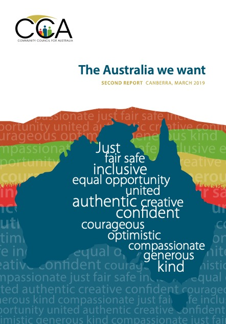Australia we want - Second Report