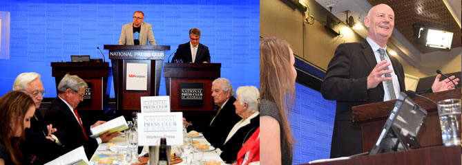 National Press Club launch